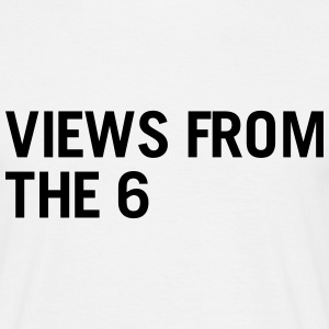 Views from the 6 T-shirts - Herre-T-shirt