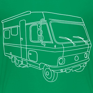 Caravan (mobile home) Shirts - Kids' Premium T-Shirt