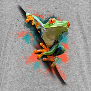 Frog Shirts - Teenage Premium T-Shirt