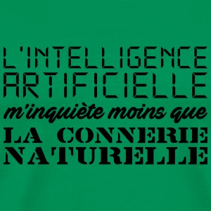Intelligence artificielle Tee shirts - T-shirt Premium Homme