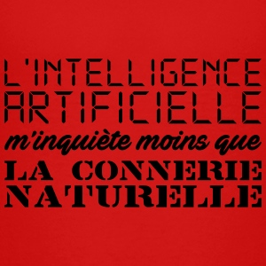 Intelligence artificielle Tee shirts - T-shirt Premium Ado