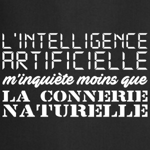 Intelligence artificielle Tabliers - Tablier de cuisine