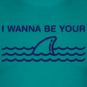 I wanna be your Shark - T-shirt Homme