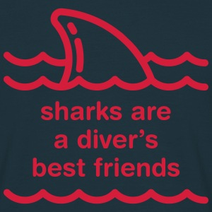 A Diver's Best Friend  - T-shirt Homme