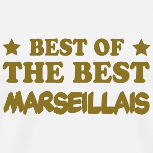 Best of the best marseillais T-shirts - Mannen Premium T-shirt