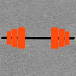 Weight Lifting T-Shirts - Women's Premium T-Shirt