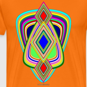 Tribal - Premium-T-shirt herr