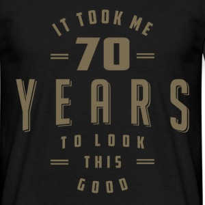 70th Birthday T-shirt - Men's T-Shirt