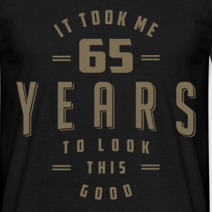 65th Birthday T-shirt - Men's T-Shirt