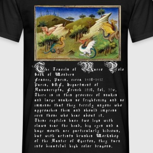Marco Polo Dragons T-Shirts - Men's T-Shirt