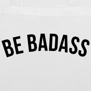 BE A BAD BOY Bags & Backpacks - Tote Bag