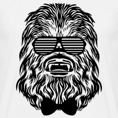 Chewbacca hipster
