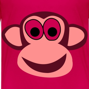 Funny monkey - Kids' Premium T-Shirt