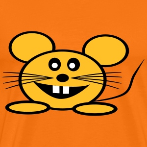 Cute mouse - Men's Premium T-Shirt