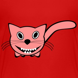 Cute cat - Teenage Premium T-Shirt