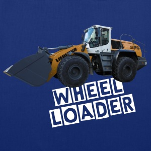 wheel loader Bags & Backpacks - Tote Bag