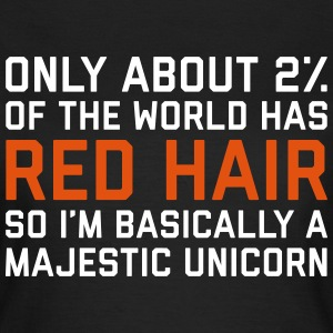 Red Hair Funny Quote T-Shirts - Frauen T-Shirt