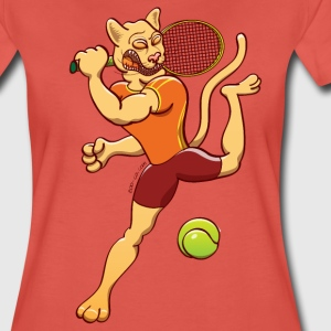 Puma Performing Tennis Smash T-Shirts - Women's Premium T-Shirt