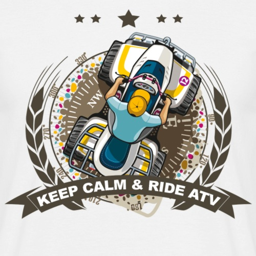 Keep Calm - Ride ATV