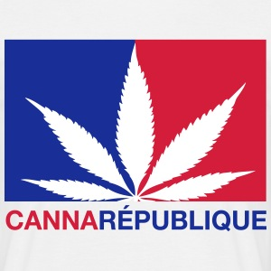 CANNABIS RÉPUBLIQUE - CannaRépublique - T-shirt Homme