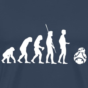 Evolution bb8 T-Shirts - Men's Premium T-Shirt