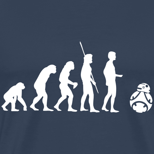 Evolution bb8