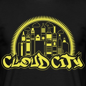 Cloud City T-Shirt - Männer T-Shirt