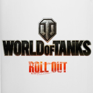 World of Tanks Logo Roll out Beer Mug - Ølseidel