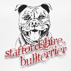 Staffordshire Bullterrier Tops - Frauen Bio Tank Top