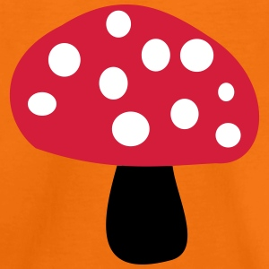 Toadstool - Premium T-skjorte for barn