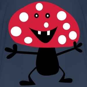 Funny fly agaric - Kids' Premium T-Shirt