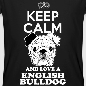 English bulldog T-Shirts - Men's Organic T-shirt