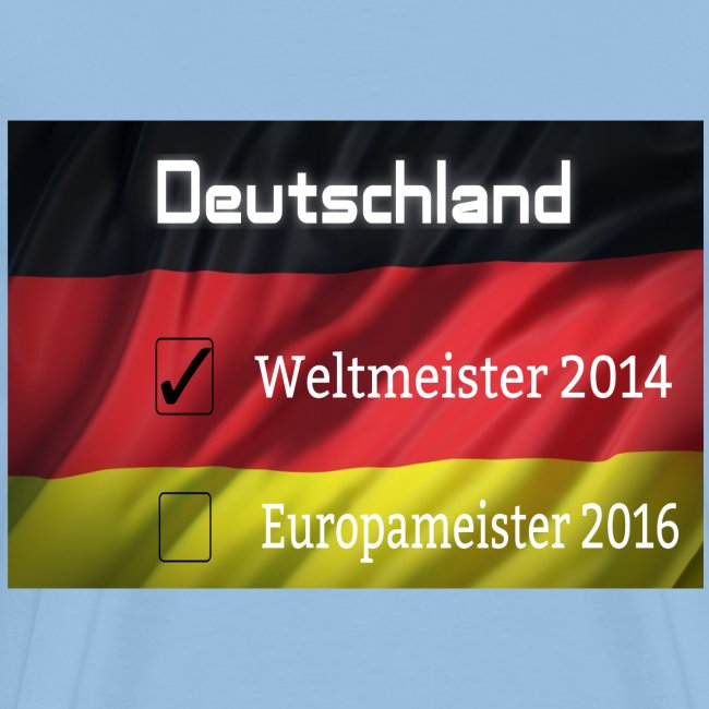 """Männer Premium T-Shirt """"Deutsche Flagge"""" Deutschland Europameister 2016 washed Burgundy"""