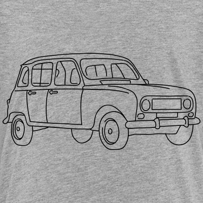 R4 car automobile french