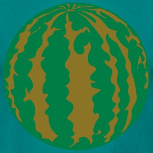 melon vandmelon T-shirts - Herre-T-shirt