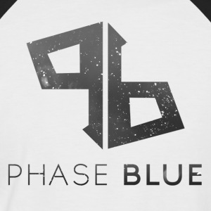 Phase Blue Baseball Shirt - Men's Baseball T-Shirt