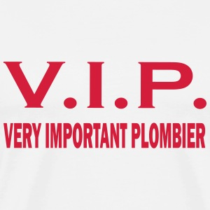 Very important plombier Tee shirts - T-shirt Premium Homme