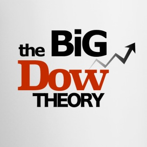 The Big Dow Theory Tasse - Tasse