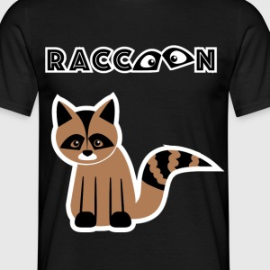 raccoon - T-shirt Homme
