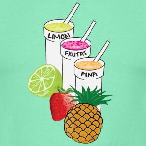 Summer Fruit smoothie - Men's T-Shirt
