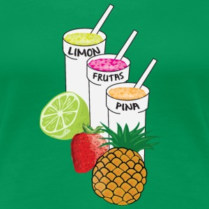 Summer Fruit smoothie - Women's Premium T-Shirt
