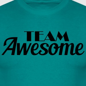 Team Awesome T-shirts - T-shirt herr