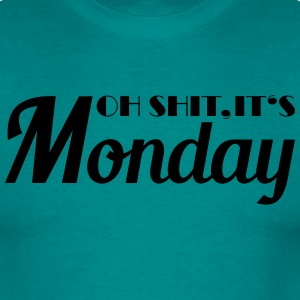 Oh shit, it's monday! Tee shirts - T-shirt Homme