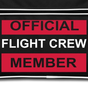 Offical flight crew member - Retro Tasche