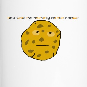 You walk me animally on the Cookie Tassen & Zubehör - Thermobecher