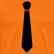 Ontwerp ~ Koningsdag T-shirt met stropdas