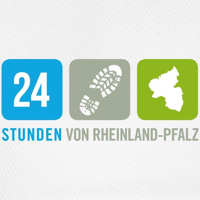 Baseballkappe 24 Stunden von Rheinland-Pfalz