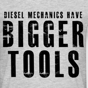 Diesel Mechanics - Men's T-Shirt