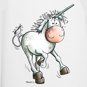 Running Unicorn  Aprons - Cooking Apron