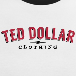 Ted Dollar Clothing Tee shirts - T-shirt contraste Femme